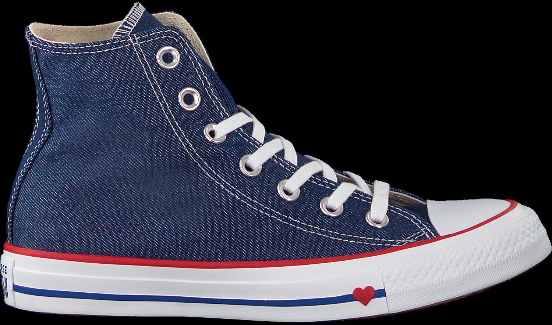 Chuck Converse Star Dames Taylor Hi Rote All Sneaker b6ygf7