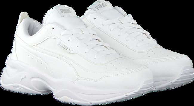 Weiße PUMA Sneaker low CILIA  - large