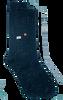 Blaue Alfredo Gonzales Socken SPECKLED COTTON  - small