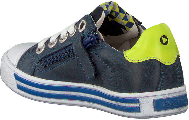 Blaue BRAQEEZ Sneaker DICKY DAY  - large