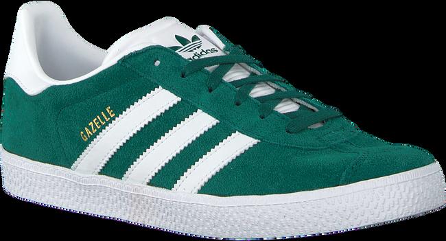 GRÜNE ADIDAS Sneaker GAZELLE J  - large