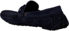 Blaue MAZZELTOV. Loafer 34902  - small