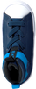 Blaue CONVERSE Sneaker CHUCK TAYLOR HIGH STREET KIDS - small