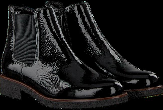 Schwarze GABOR Chelsea Boots 92.701 - large