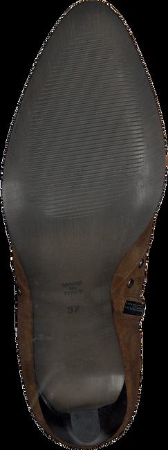 Cognacfarbene OMODA Stiefeletten 7428 - large
