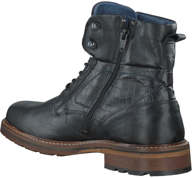 Schwarze REHAB Ankle Boots CARL - large