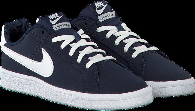 Blaue NIKE Sneaker COURT ROYALE (GS) - large