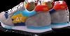 Mehrfarbige/Bunte SUN68 Sneaker low BOYS NIKI CRAZY BOY  - small