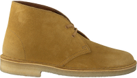 Gelbe CLARKS Ankle Boots DESERT BOOT DAMES - medium