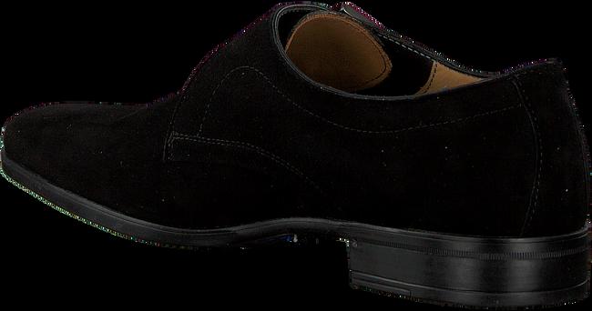 Schwarze GIORGIO Business Schuhe 38201  - large