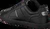 Schwarze LACOSTE Sneaker EUROPA - small