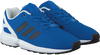 Blaue ADIDAS Sneaker ZX FLUX KIDS - small
