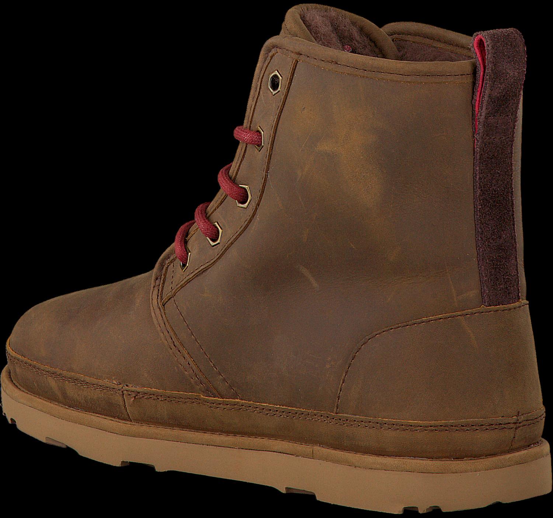 0932f8d478 Braune UGG Ankle Boots HARKLEY WATERPROOF - Omoda.de