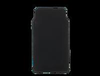 Schwarze OMODA Handy-Schutzhülle TELEPHONE CASE - medium