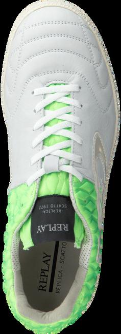 Weiße REPLAY Sneaker HUTING - large