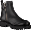 Schwarze ROBERTO D'ANGELO Ankle Boots BASCO - small