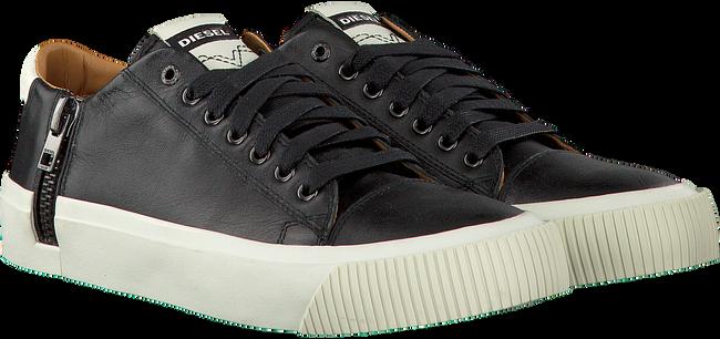 Schwarze DIESEL Sneaker ZIP-TURF - large