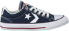 Blaue CONVERSE Sneaker STAR PLAYER EV OX KIDS - small