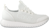 Weiße CALVIN KLEIN Sneaker REIKA  - small