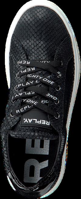 Schwarze REPLAY Sneaker GINKO  - large