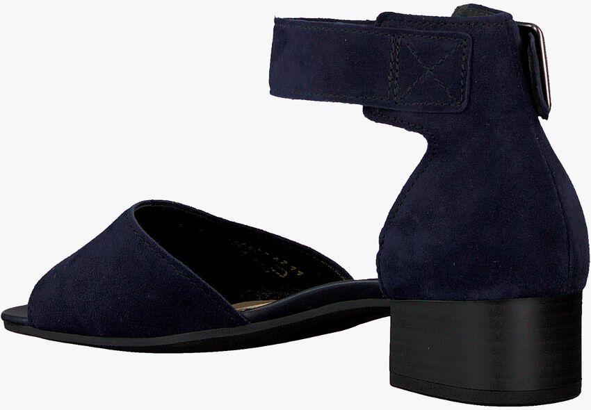 Blaue GABOR Sandalen 723 - larger