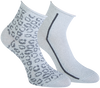 Graue MARCMARCS Socken AMY COTTON 2-PACK  - small