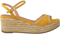 Gelbe UNISA Espadrilles KISSES - medium
