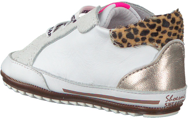Weiße SHOESME Babyschuhe BP20S056  - large