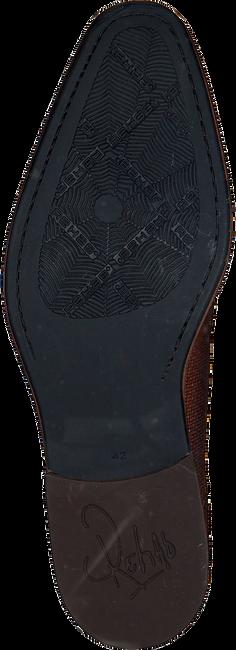 Cognacfarbene REHAB Business Schuhe GREG WALL 02 - large