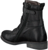 Schwarze BUNNIES JR Biker Boots KATY KRACHT - small