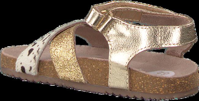 Goldfarbene GIOSEPPO Sandalen H48889  - large