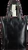 Schwarze MYOMY Laptoptasche WRAPPED OFFICE  - small