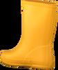 Gelbe HUNTER Gummistiefel KIDS FIRST CLASSIC  - small