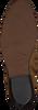 Cognacfarbene NOTRE-V Stiefeletten 2000173  - small