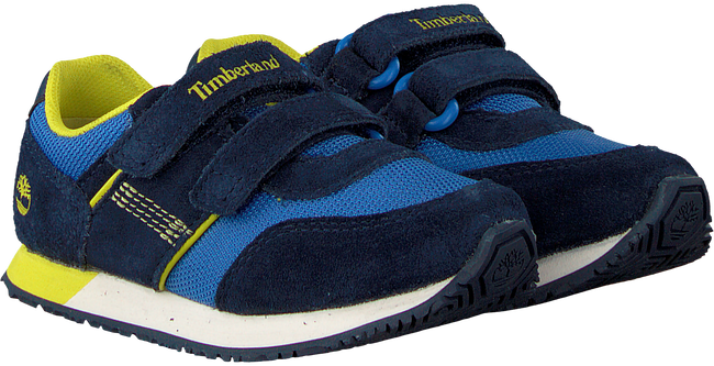Blaue TIMBERLAND Sneaker CITY SCAMPER OX - large
