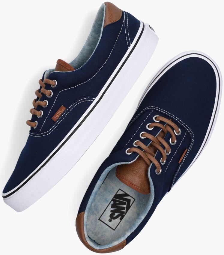 Blaue VANS Sneaker ERA 59 MEN - larger