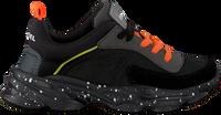 Schwarze DIESEL Sneaker high S-SERENDIPY LC YO  - medium