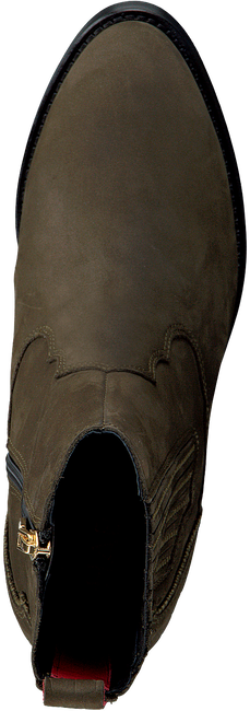 Cognacfarbene HABOOB Ankle Boots P6731  - large