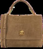 Braune COCCINELLE Handtasche LIYA 1801  - medium