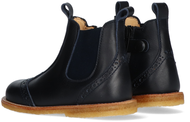 Blaue ANGULUS Chelsea Boots 6024-101  - large