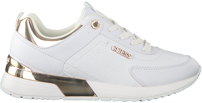 Weiße GUESS Sneaker MARLYN  - large