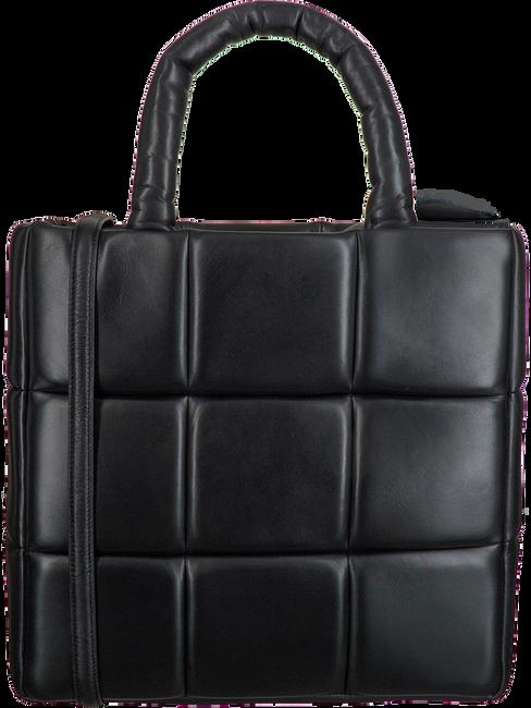 Schwarze STAND STUDIO Handtasche ASSANTE BAG  - large