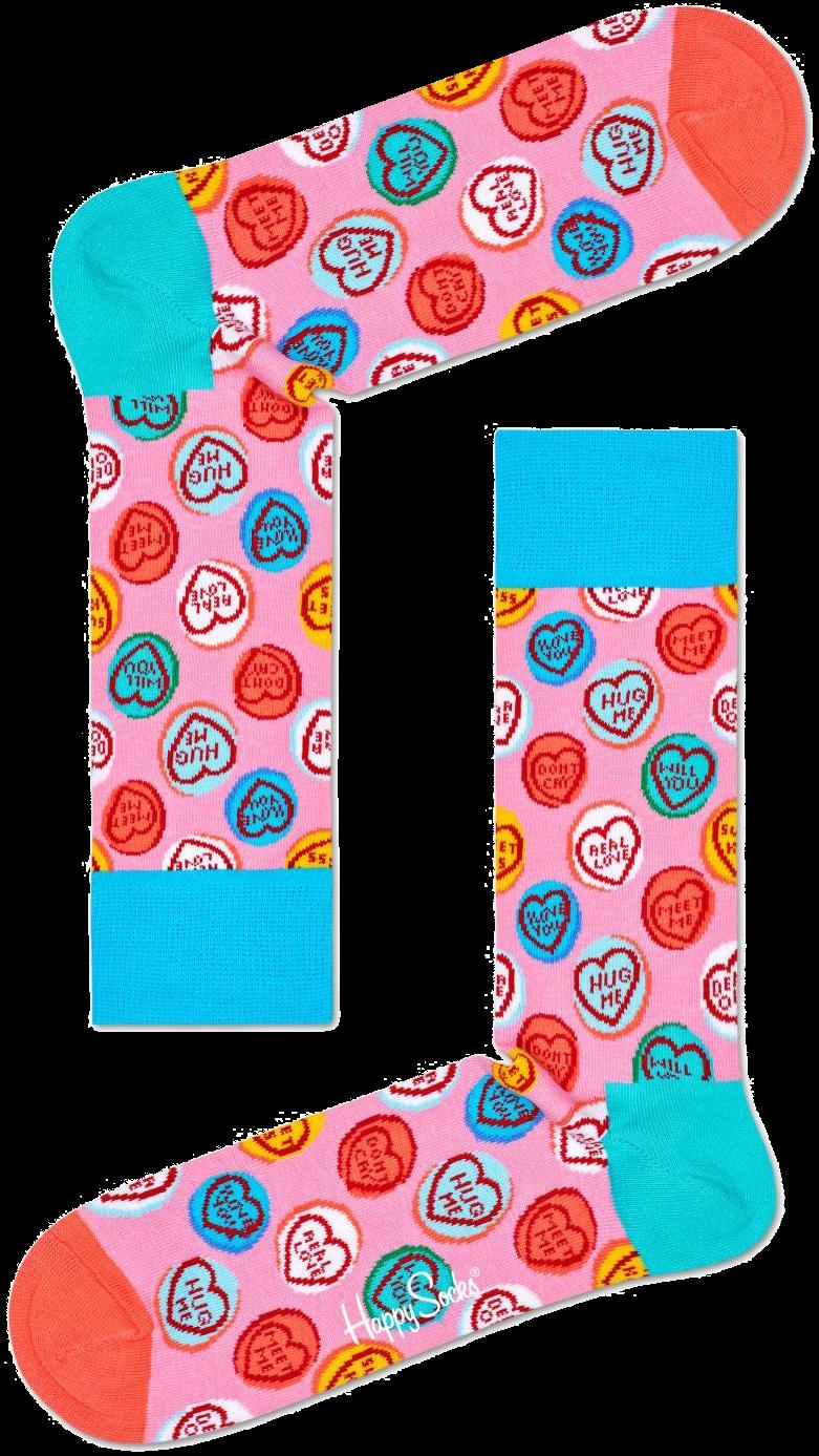 Rosane HAPPY SOCKS Socken SWEET HEARTS dcRrY