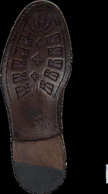 Braune GREVE Business Schuhe CABERNET II LOW - large