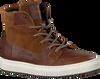 Cognacfarbene VINGINO Sneaker high SIL MID  - small