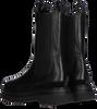 Schwarze JANET & JANET Chelsea Boots 01000  - small