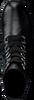 Schwarze GABOR Schnürstiefel 91.660 - small