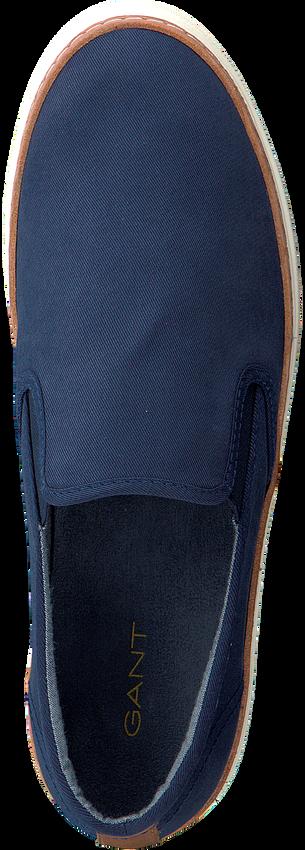 Blaue GANT Slip-on Sneaker BARI 18678426 - larger