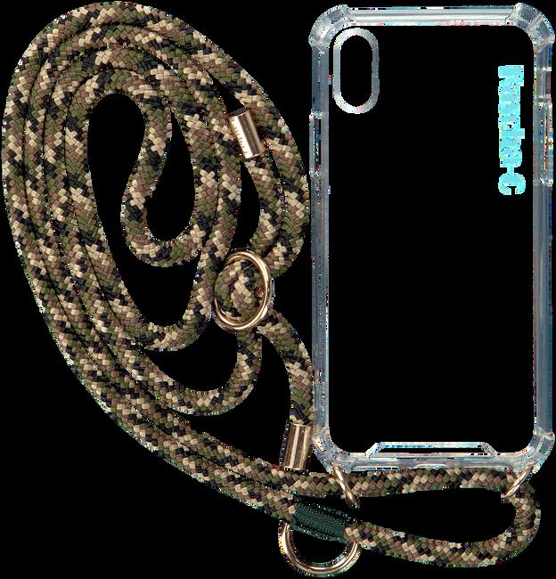 Grüne KASCHA-C Handy-Schutzhülle PHONECORD IPHONE XR  - large