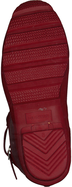 Rote HUNTER Gummistiefel ORIGINAL KIDS - large